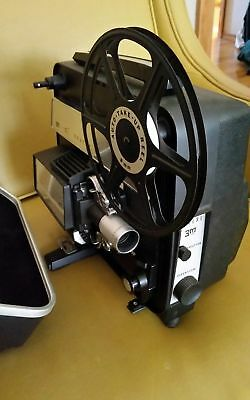 Vintage 3M Revere 8mm Film Movie Projector MADE IN THE USA