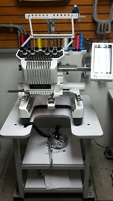Brother Entrepreneur Pro PR1000 Embroidery Machine W/ Stand, Frames
