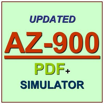 Latest AZ-900 Verified Practice Test  Exam QA SIM PDF+Simulator