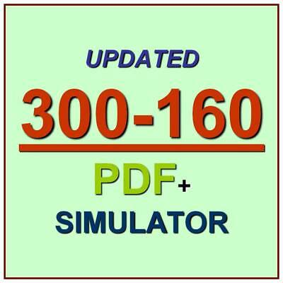 CCNP Cisco Data Center Unified Computing DCID Test 300-160 Exam QA PDF+Simulator