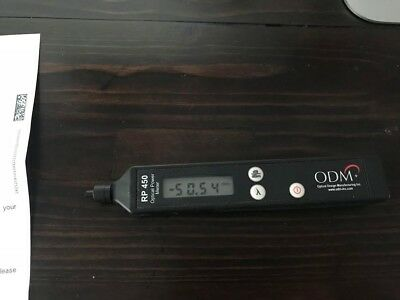 RP450 optical power meter