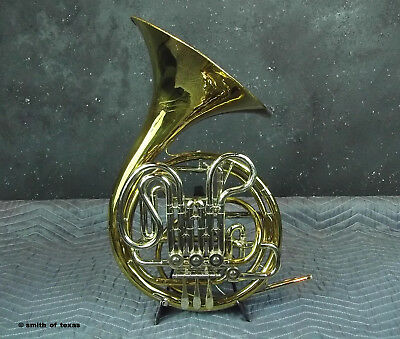 Holton 378/H378 Double French Horn w/ Case & 179 Leadpipe Professionally Cleaned