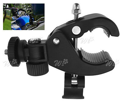 """1/4"""" Thread Motorcycle Handle Bar Camera Mount Seatpost Mount Clamp For Gopro US"""