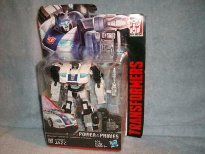 Jazz Autobot Power of the Primes Transformers Deluxe Class Hasbro 2017 New