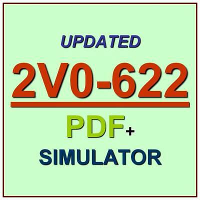 VMware Professional 6.5 Data Center VCP6.5-DCV Exam 2V0-622 Test QA+Simulator