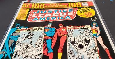 * DC 100 page Super Spectacular 17 (NM 9.2) Justice League  ORIGINAL Owner Coll