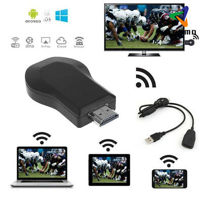 HD 1080P MiraScreen Miracast TV DLNA Airplay WiFi Display Receiver Dongle HDMI