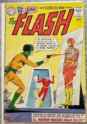 * The FLASH 119 (GD/GD+) Mirror Master 10c ORIGINAL Owner Collection *