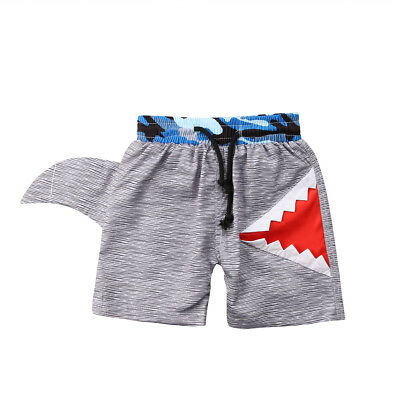 New Boys Kids Swimming Trunks Shorts UV Sun Protect Pants Beach summer bottom