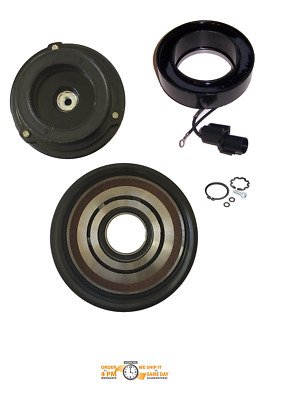 2005 Tacoma 6 CYL 4.0L AC A//C COMPRESSOR CLUTCH KIT PULLEY COIL PLATE FITS: