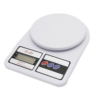10 Kg Digital LCD Electronic Weighing Scales Postal Postage Parcel Kitchen