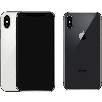 Black Non-Working Scale Dummy Display Toy Phone Fake Model For Apple iPhone X