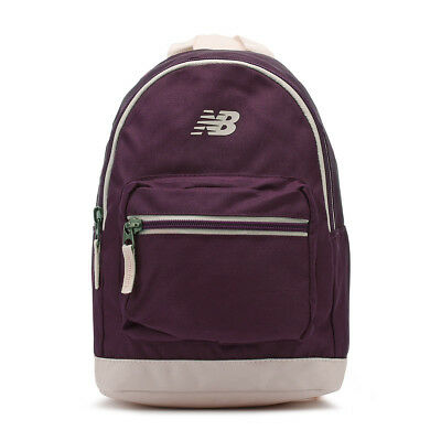 5beb82f9d49 New Balance Claret Burgundy Mini Classic Backpack Travel Laptop Sleeve Bag