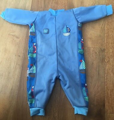 Splash About Warm-in-One Wetsuit Small (0-3 Months)
