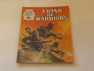 WAR PICTURE LIBRARY NO 991!,dated 1974!,V GOOD for age,great 44!YEAR OLD issue.