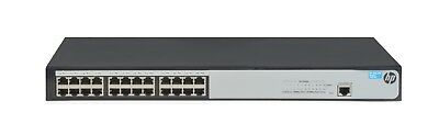 Switch HP OfficeConnect 1620-24G Managed L2 Gigabit Ethernet (10/100/1000) 1U