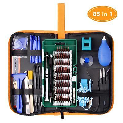 Precision Screwdriver Set Electronics Repair S2 Tool Magnetic Driver Kit 85 in 1