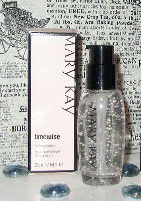 Mary Kay timewise Night solution Neu Ovp als Geschenkidee !;-)