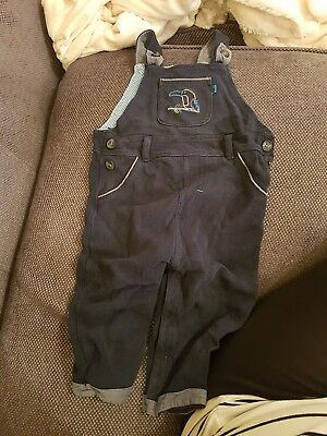 18-24 months boys ted baker dungerees