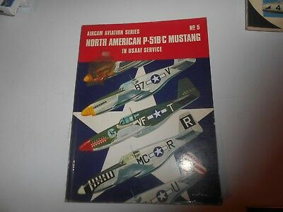 Aircam Aviation Serie North American P 518C Mustang In Usaaf Service