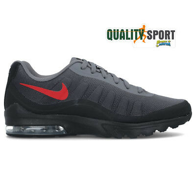low priced 80d0e fd696 Nike Air Max Invigor Imprimer Gris Chaussures Hommes Sportif Baskets 749688  007
