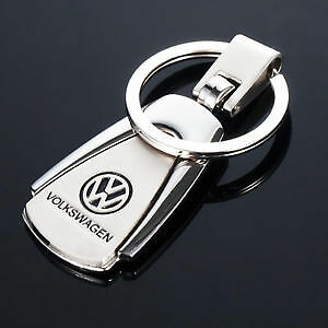 VW KEY RING NEW - Volkswagen Polo Golf Passat up! CC Eos Chain Keyring -  £2.95  0a3ba82de9c4