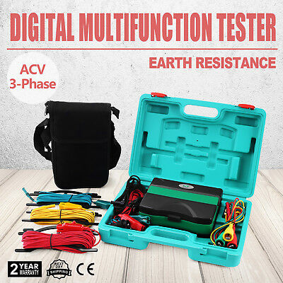 All-powerful Insulation Resistance Tester detector megger ACV 1000V DY5500