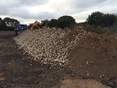 concrete crusher hire Lincolnshire