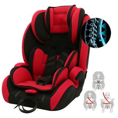Upgraded Child Baby Toddler Car Forward Facing Seat Safety Booster Group 1/2/3