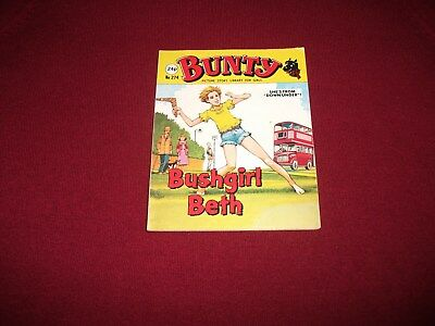 BUNTY  PICTURE STORY LIBRARY BOOK from the 1980's- never been read:gd condit!
