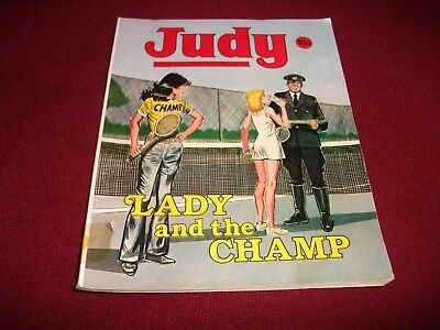 JUDY  PICTURE STORY LIBRARY BOOK  from early 1980's:never been read - vg condit