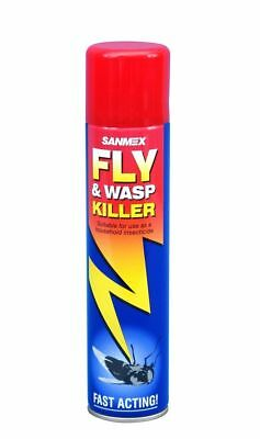 Sanmex Fly & Wasp Killer - 300ml - Sanmex - PLB1030