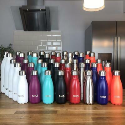 SHO Bottle - Ultimate Vacuum Insulated, Double Walled Stainless Steel Water260ml