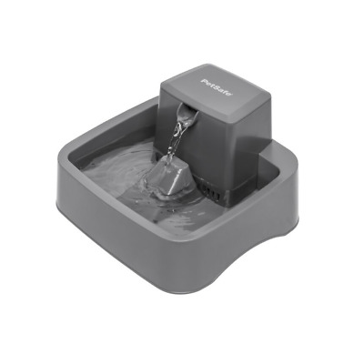 PetSafe Drinkwell Original Pet Water Drinking Fountain For Cats & Dogs