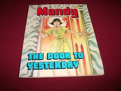 EARLY MANDY PICTURE STORY LIBRARY BOOK  from the 1980's - never been read!