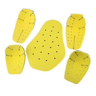 EVA Moto Motocross Racing Armure Coude Dos Épaule Coude Protection Pads