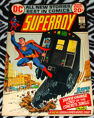 Superboy 188 July 1972 from DC Comics