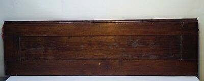 1885 Wilcox & White Pump Organ Key Board Cover - Hard wood solid See pics