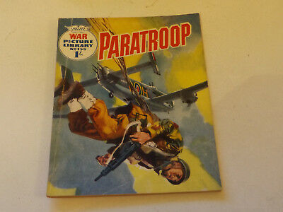WAR PICTURE LIBRARY NO 158!,dated 1962!,GOOD for age,great 56!YEAR OLD issue.