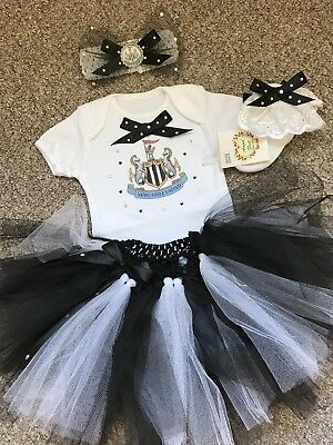 Newcastle United Baby girl tutu outfit😍