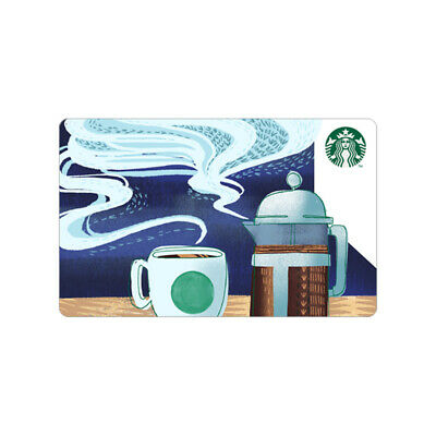 Starbucks Card coffee Korea 2018 Coffee Aroma Card gift Cards