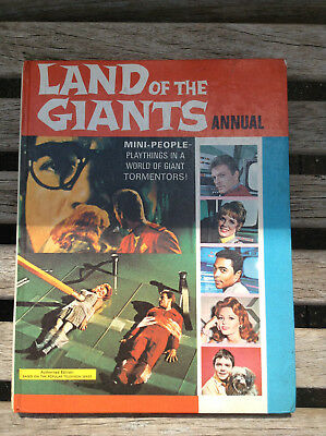 Land of the Giants comic book Annual 1969