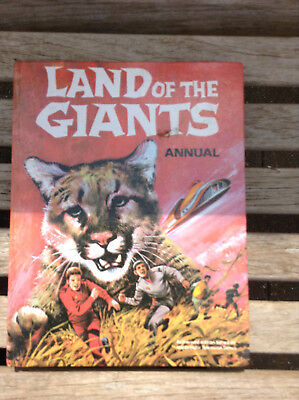 Land of the Giants comic book annual 1970