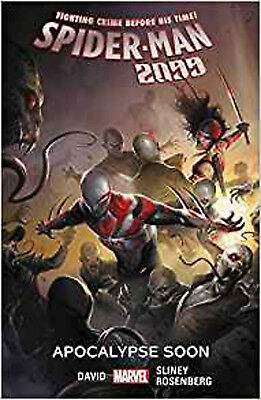 Spider-Man 2099 Vol. 6, Peter David, Excellent Book