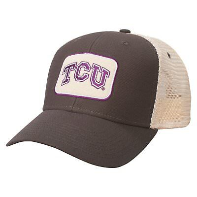 buy online bc594 68b6a TCU Horned Frogs NCAA Soft Mesh Sideline Cap, Adjustable Size, NWT