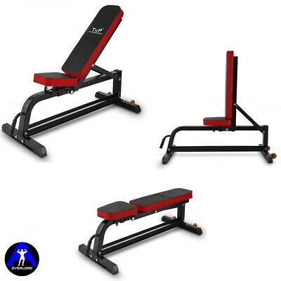 Weight Bench Adjustable Folding Gym Home Fitness Weight Lifting Workout Bench