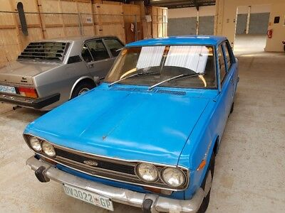 Datsun 1600 SSS, 510, 1970 Unfinished Project.