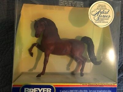 sherman morgan breyer in box  traditional size. Artist series
