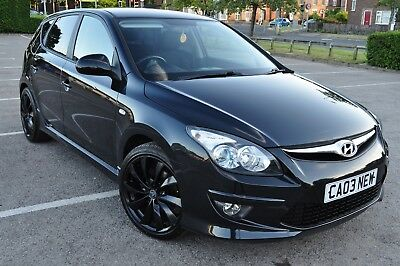 2010 Hyundai i30 Hatchback 1.4 Sports Edition 5dr Private Plate / Tinted Windows