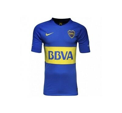 Boca Juniors 2015-16 home shirt by Nike - one only in adult L